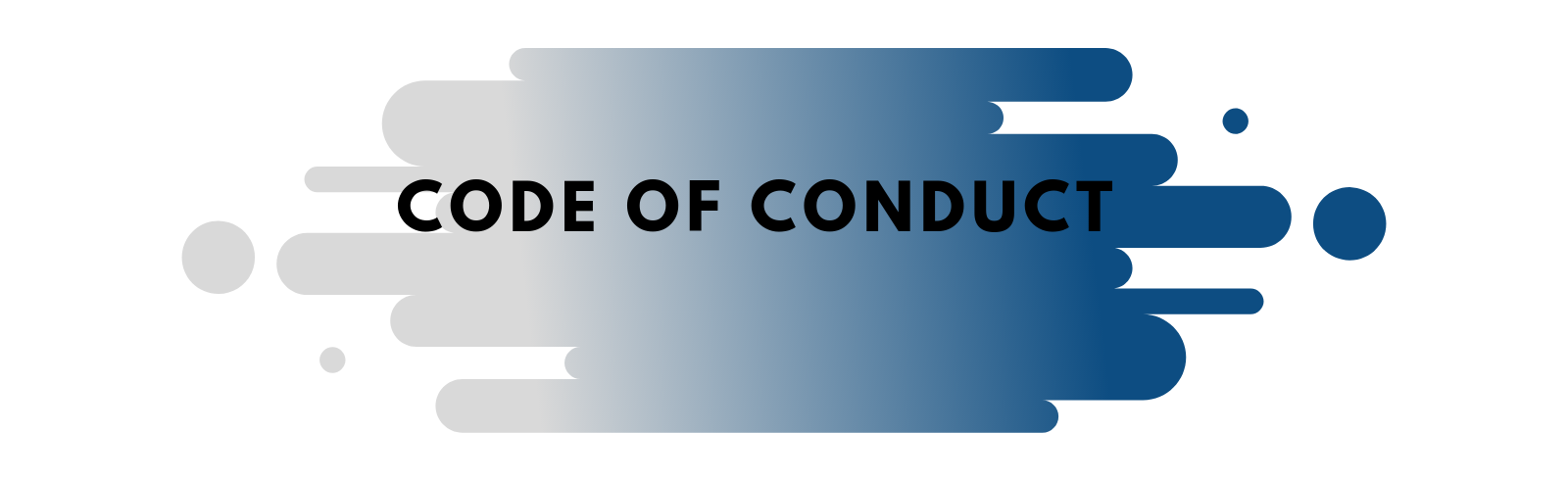 Code of Conduct Page Banner